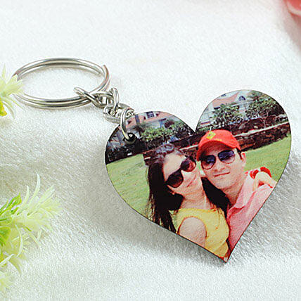 Love Times Personalized Key Chain
