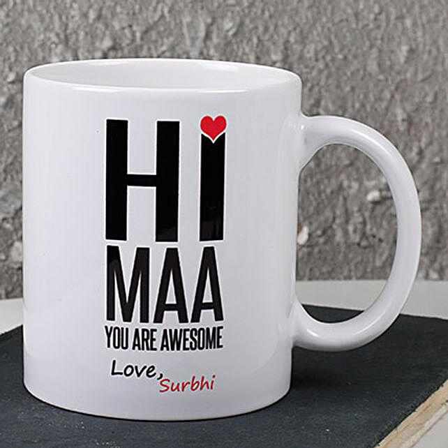 Lovely mug for mom