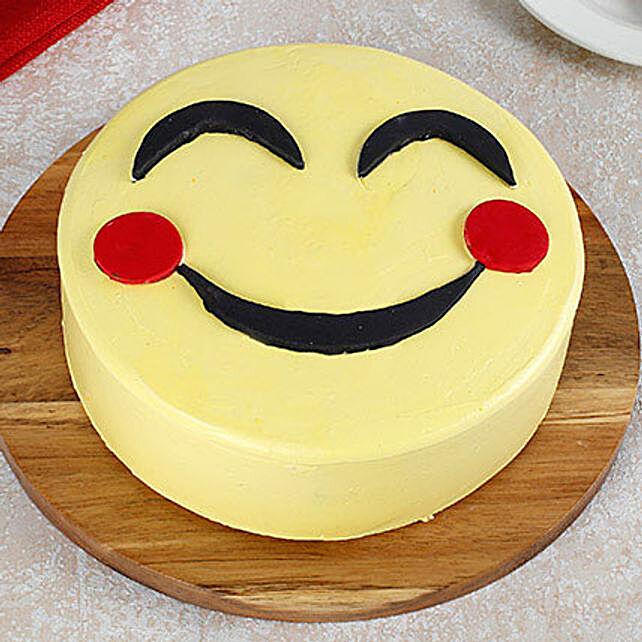 Emoji Cakes for Birthday Online