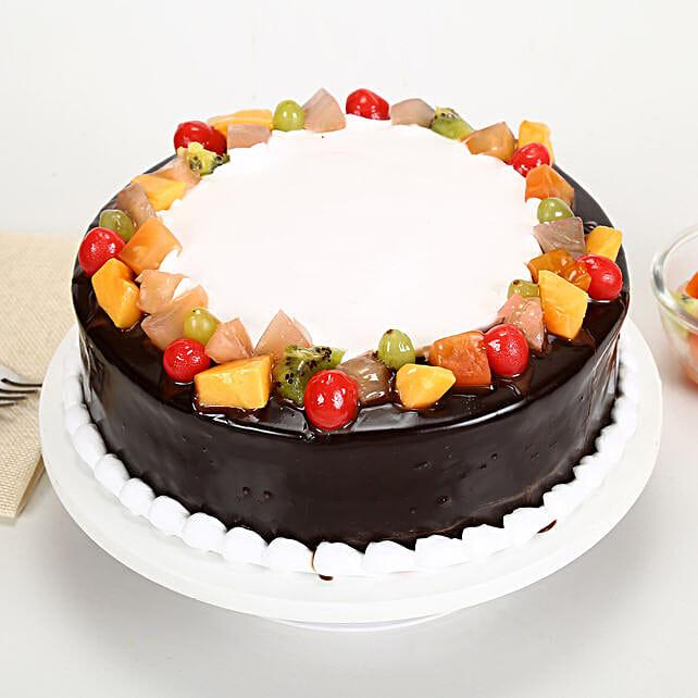 Wild Forest Cake Half kg:Buy Fruit Cake