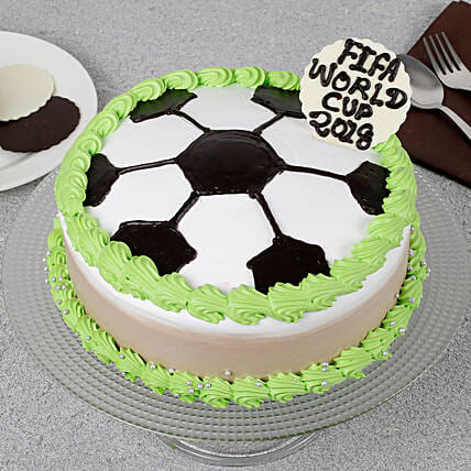 FIFA Special Birthday Cake 2kg Eggless