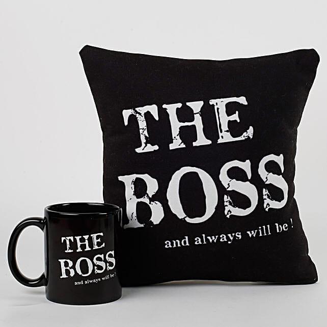 The boss Combo