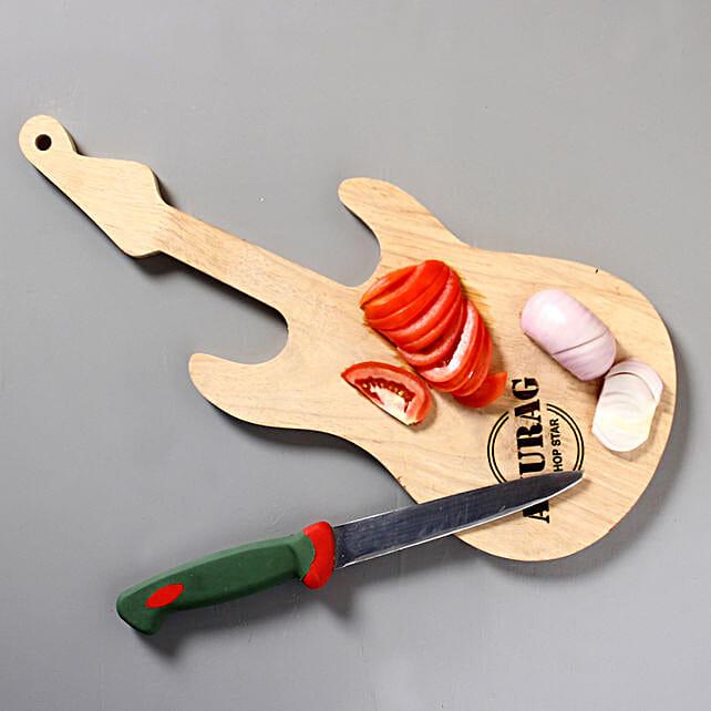 unique shape chopping board