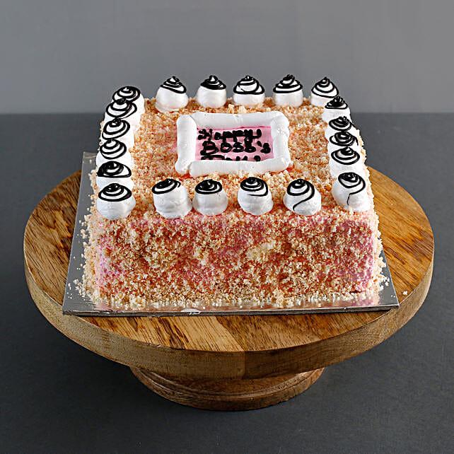 Happy Boss Day Butterscotch Cake 1.5 Kg