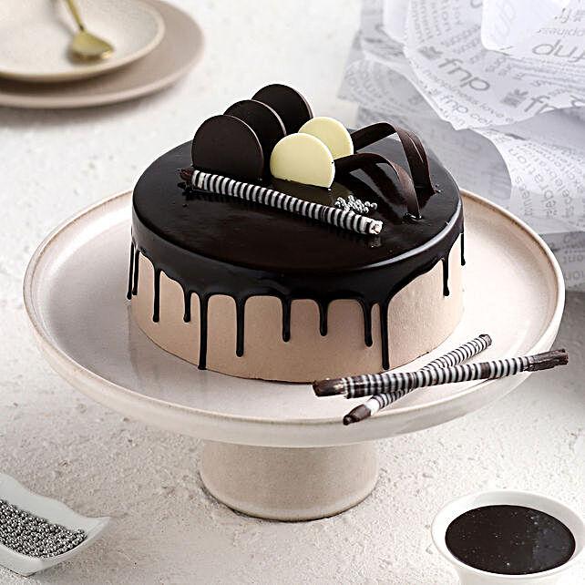 Chocolate Cream Cake Half kg