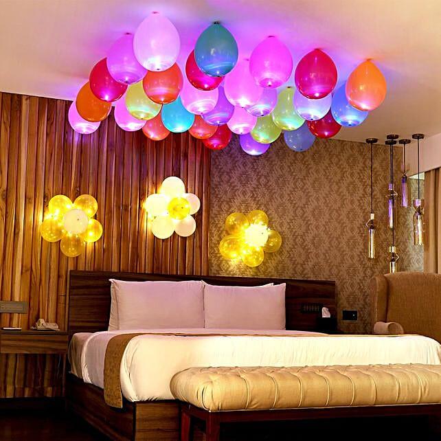 LED Balloons Decor