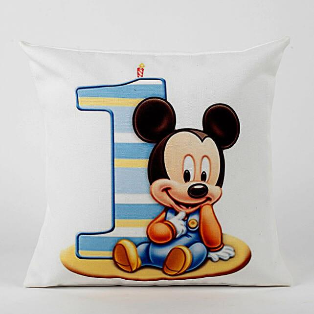 1st Birthday Cushion Online