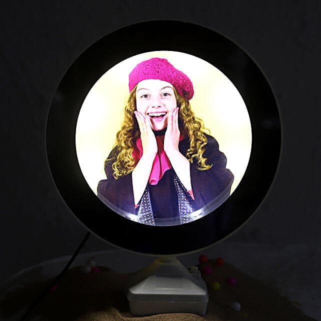 personalized magic mirror