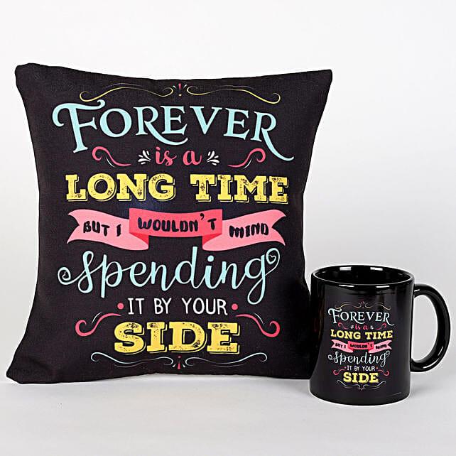 online cushion n mug for her