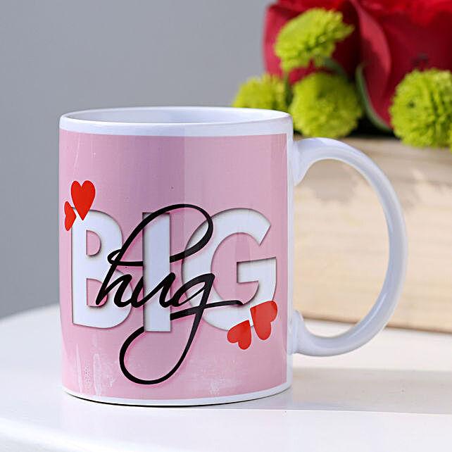 The Big Hug Coffee Mug