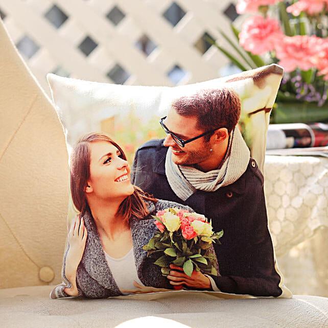 Valentine Personalised Cushion