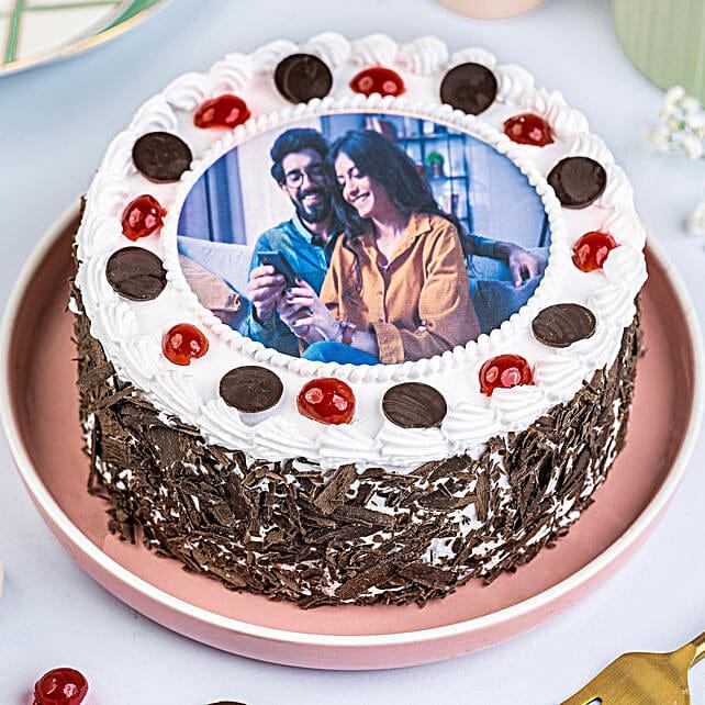 Customised Photo Cake Online:Photo Cakes