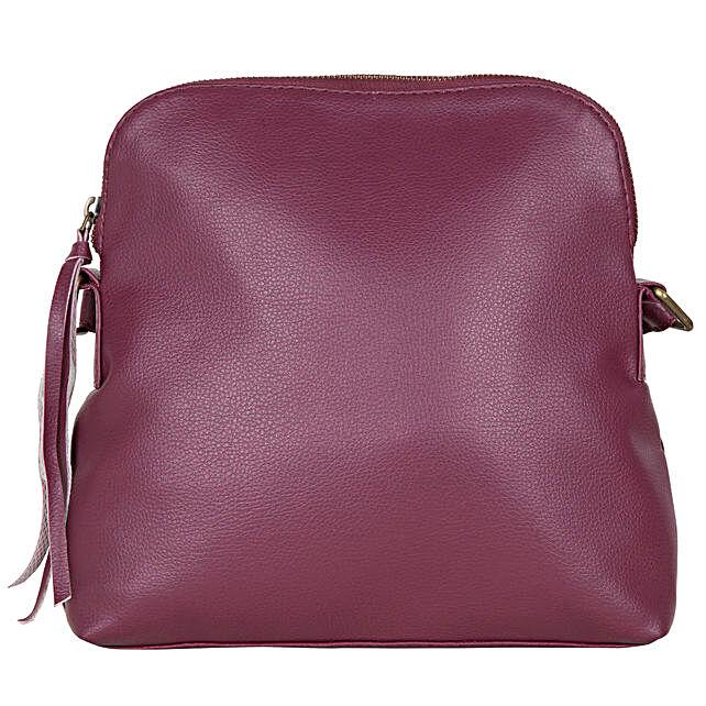 Cherry Sling Bag for Girls