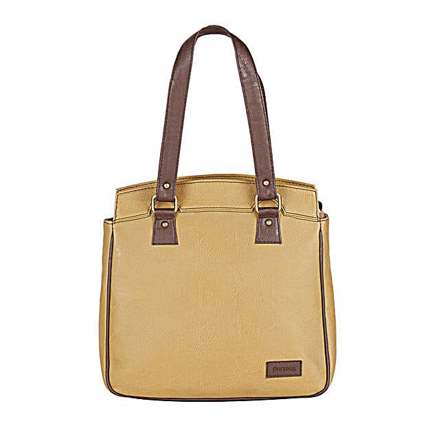 Purseus Rous Bay Handle Bag