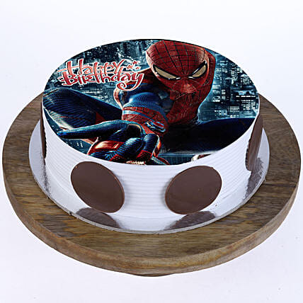 Favorite Spiderman cake:Spiderman Cakes