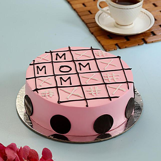 Online Designer cake for mom
