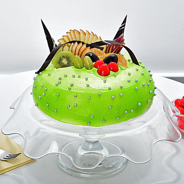 Rich Vanilla Fruit Cake 1kg