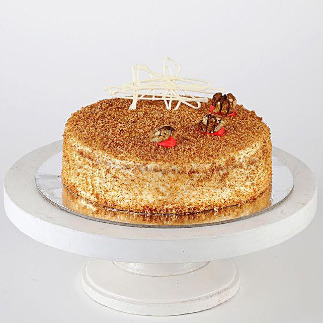 Carrot Walnut Cake- Half Kg