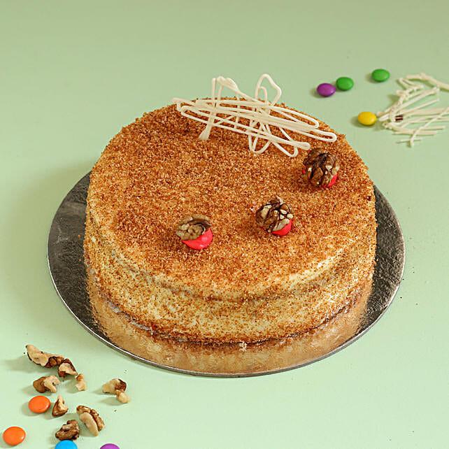 Online Carrot Walnut Cake:Walnut Cakes
