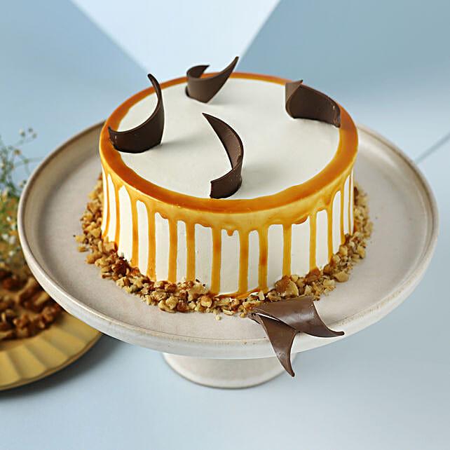 Online Caramel Walnut Cake:Walnut Cakes