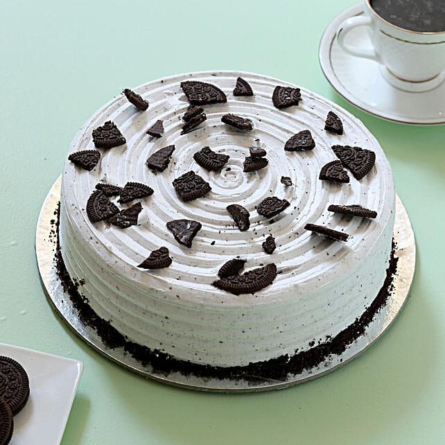 Online Oreo Cream Cake:Oreo Cakes