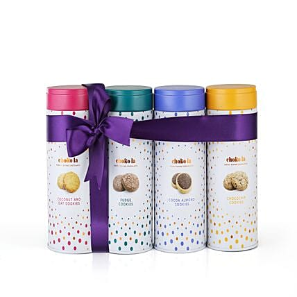 Cookie Combo Tin Pack