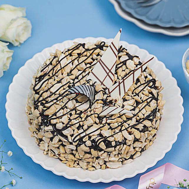 Crunchy Coco Cake Half kg