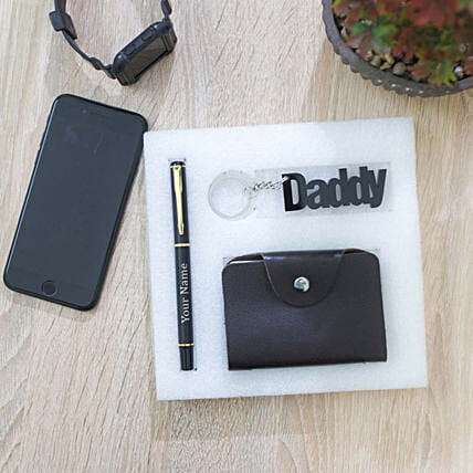 personalised set online for fathers day