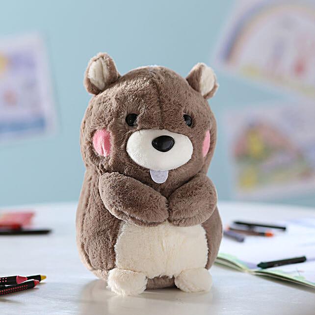 Hanging Teddy Bear Soft Toy
