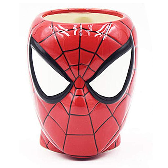 Online  Spiderman Mug