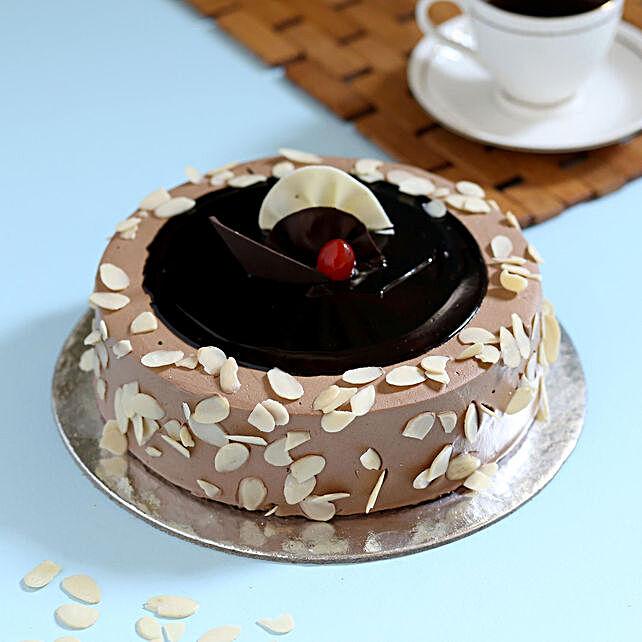 Swedish Almond Crunch Cake 1KG Eggless
