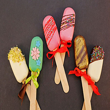 Beautifully Delicious Cakesicles Set of 6