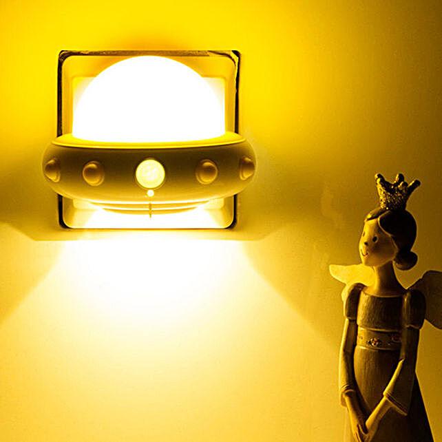 UFO shape night lamp