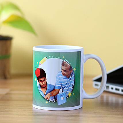 Special Personalised Mug For Teacher