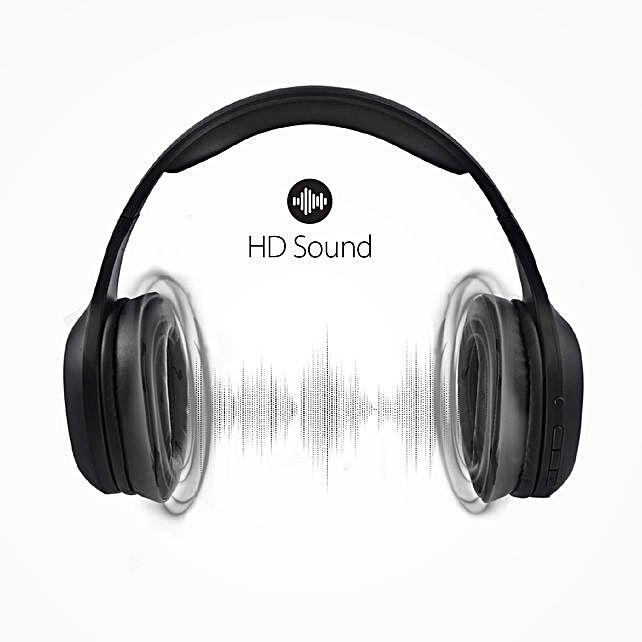 Blaupunkt Headphone With Turbo Bass Mode