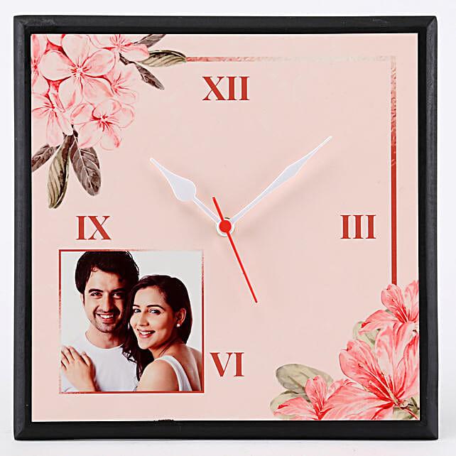 customised wall clock online