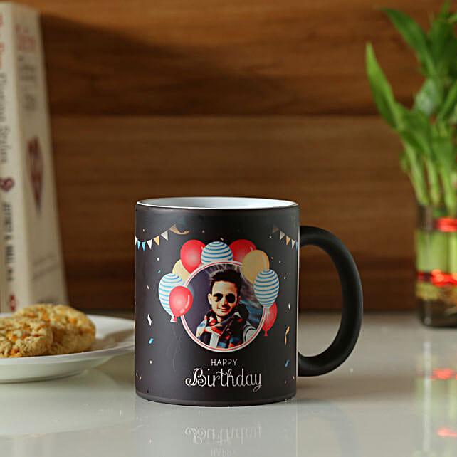 Happy Birthday Personalised Magic Mug