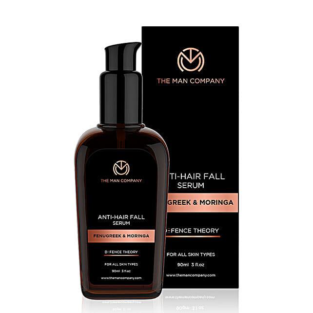 Fenugreek & Moringa Anti Hair Fall Serum