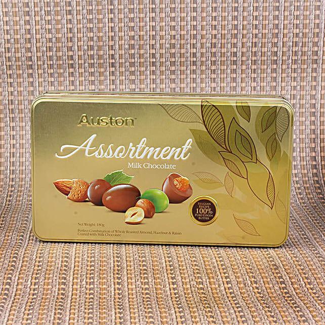 Auston Assortment Milk Chocolates