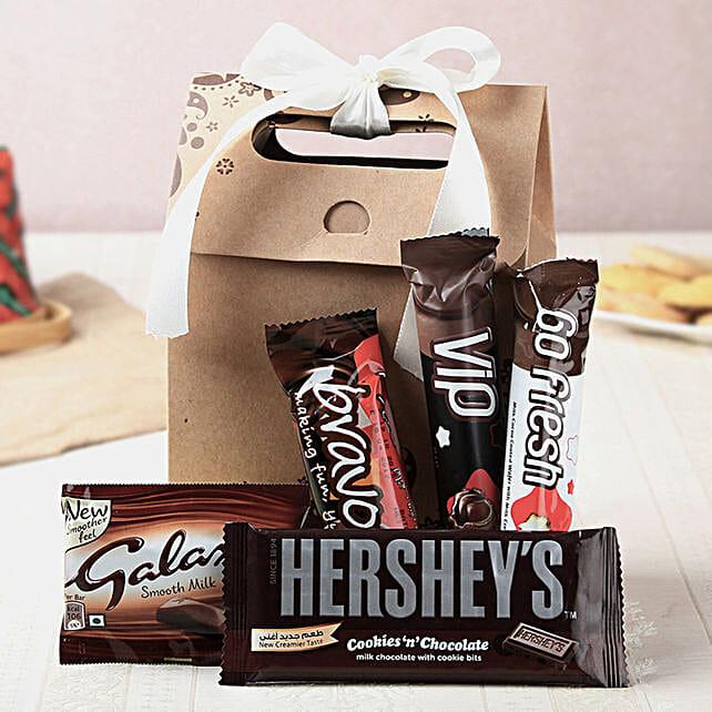 Delicious Chocolates Goodie Bag