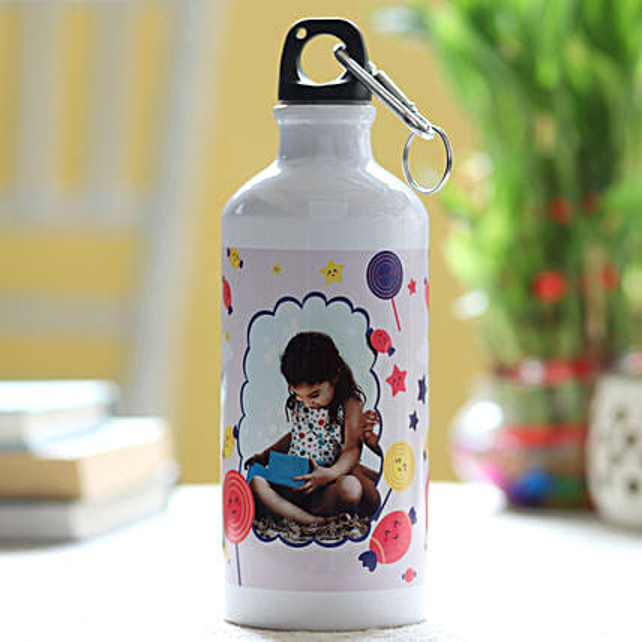 Personalised Funky Water Bottle
