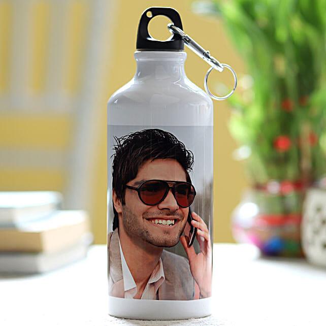 Online Personalised Bottle For Him