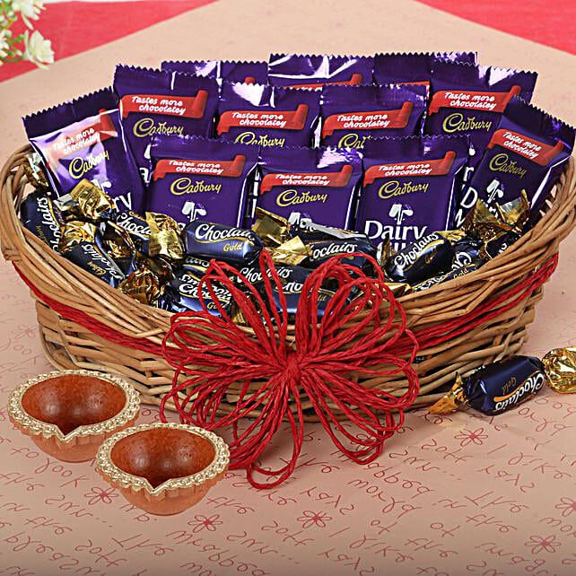 online chocolate basket