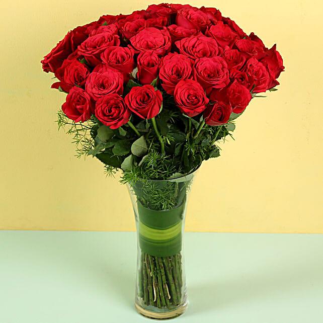 Premium Flower in Vase Online