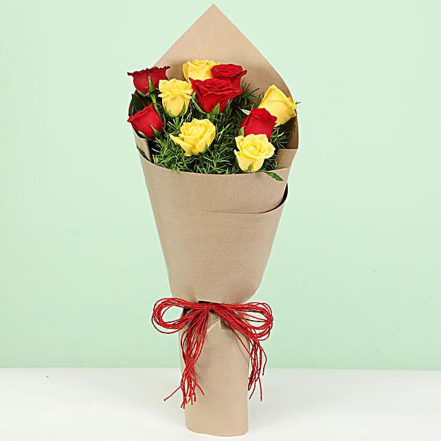 lovely colourful carnation online