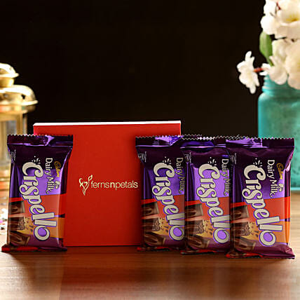 Exclusive Chocolate Box Online:Nuts Chocolates