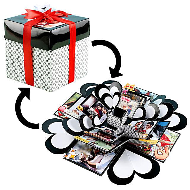 Online Romance Explosion Box