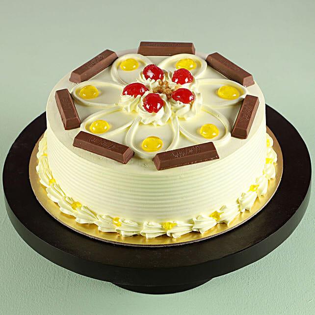 Online Kitkat Butterscotch Cake