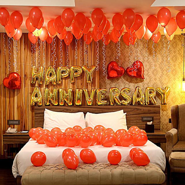 Anniversary Room Decoration Ideas At Home Leadersrooms