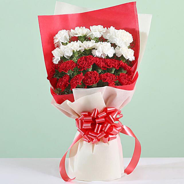 Carnations Love Bouquet